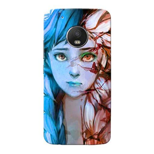 Anna Moto G5 Plus Mobile Cover