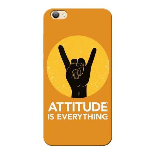 Attitude Vivo V5s Mobile Cover