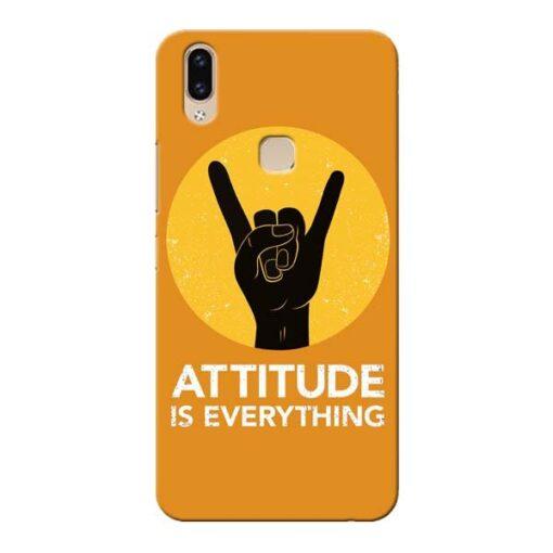 Attitude Vivo V9 Mobile Cover