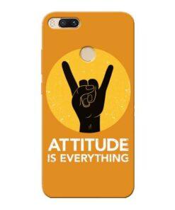 Attitude Xiaomi Mi A1 Mobile Cover