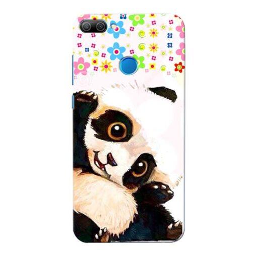 Baby Panda Honor 9N Mobile Cover