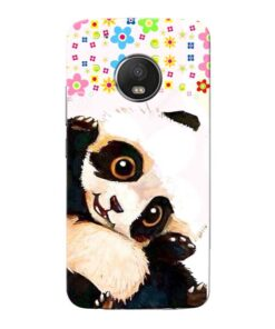 Baby Panda Moto G5 Plus Mobile Cover