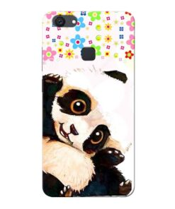 Baby Panda Vivo V7 Plus Mobile Cover
