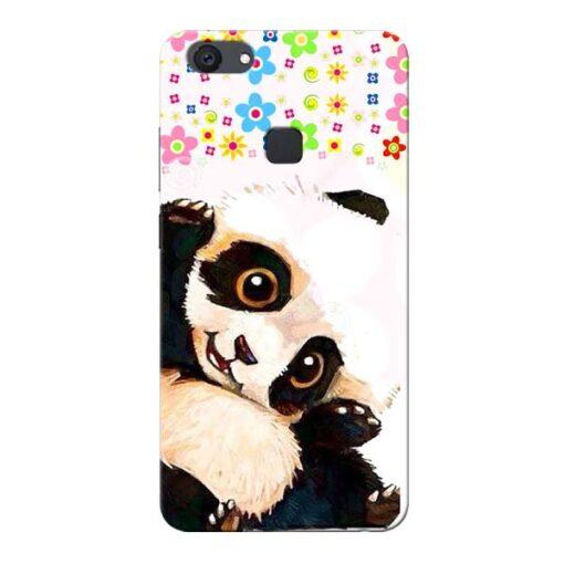 Baby Panda Vivo V7 Plus Mobile Cover