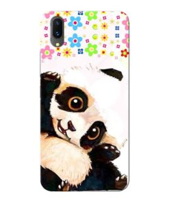 Baby Panda Vivo X21 Mobile Cover