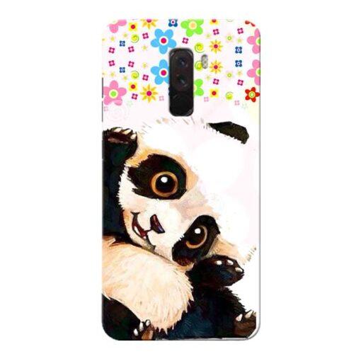 Baby Panda Xiaomi Poco F1 Mobile Cover