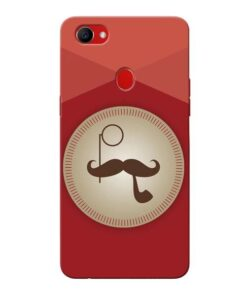 Beard Style Oppo F7 Mobile Covers