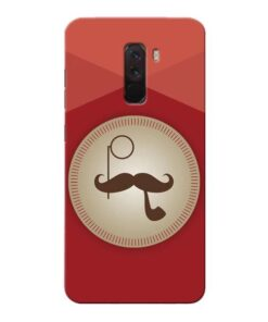 Beard Style Xiaomi Poco F1 Mobile Cover