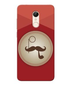Beard Style Xiaomi Redmi 5 Mobile Cover