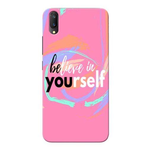 Believe In Vivo V11 Pro Mobile Cover