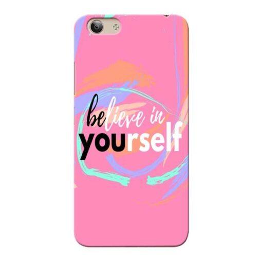 Believe In Vivo Y53 Mobile Cover