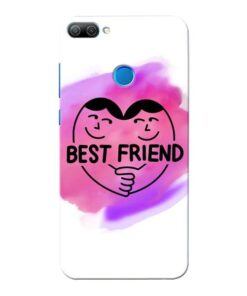 Best Friend Honor 9N Mobile Cover
