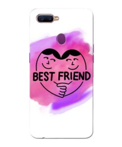 Best Friend Oppo F9 Pro Mobile Cover