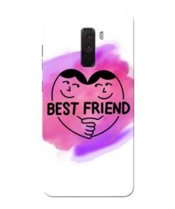 Best Friend Xiaomi Poco F1 Mobile Cover