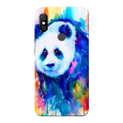 Blue Panda Redmi Note 6 Pro Mobile Cover