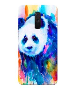 Blue Panda Xiaomi Poco F1 Mobile Cover
