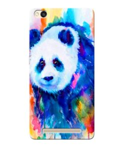 Blue Panda Xiaomi Redmi 3s Mobile Cover