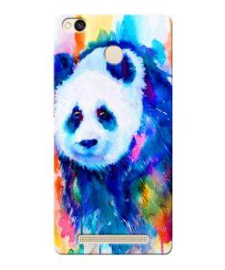 Blue Panda Xiaomi Redmi 3s Prime Mobile Cover