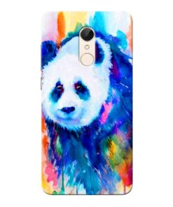 Blue Panda Xiaomi Redmi 5 Mobile Cover