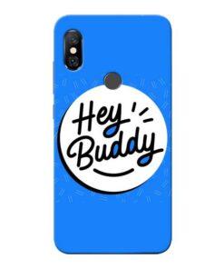 Buddy Redmi Note 6 Pro Mobile Cover