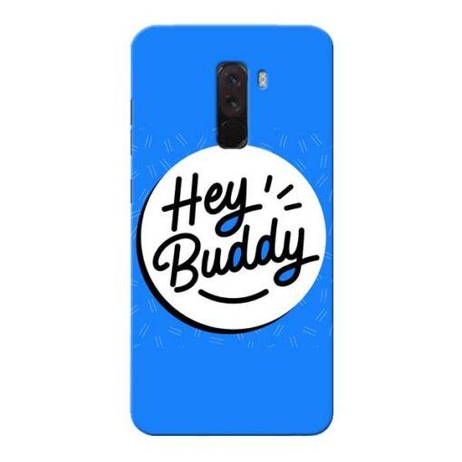 Buddy Xiaomi Poco F1 Mobile Cover