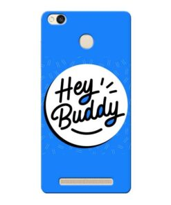 Buddy Xiaomi Redmi 3s Prime Mobile Cover