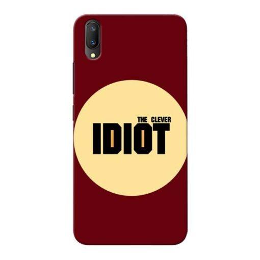 Clever Idiot Vivo V11 Pro Mobile Cover