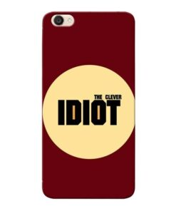 Clever Idiot Vivo Y55s Mobile Cover