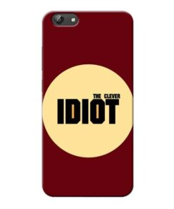 Clever Idiot Vivo Y66 Mobile Cover