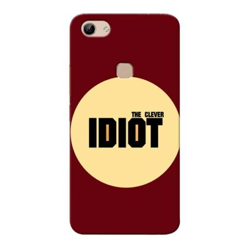 Clever Idiot Vivo Y83 Mobile Cover