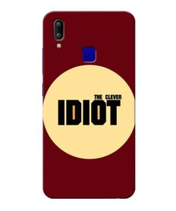 Clever Idiot Vivo Y91 Mobile Cover