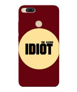 Clever Idiot Xiaomi Mi A1 Mobile Cover