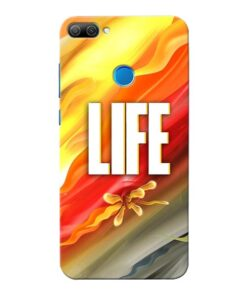 Colorful Life Honor 9N Mobile Cover