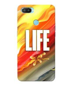 Colorful Life Oppo Realme 2 Pro Mobile Cover