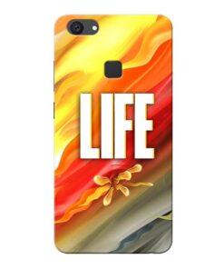 Colorful Life Vivo V7 Plus Mobile Cover