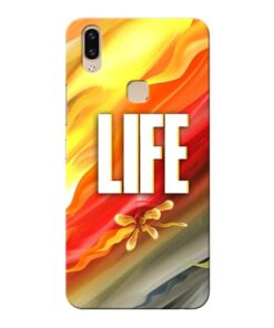 Colorful Life Vivo V9 Mobile Cover