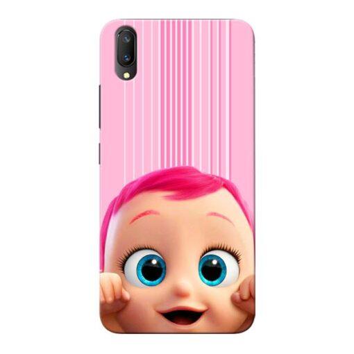 Cute Baby Vivo V11 Pro Mobile Cover