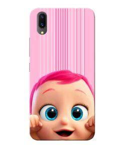 Cute Baby Vivo X21 Mobile Cover