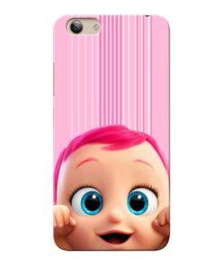 Cute Baby Vivo Y53i Mobile Cover