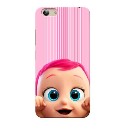 Cute Baby Vivo Y53i Mobile Cover