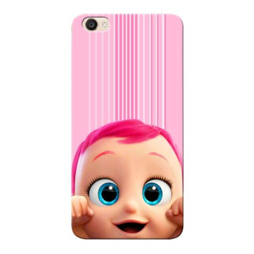 Cute Baby Vivo Y55s Mobile Cover