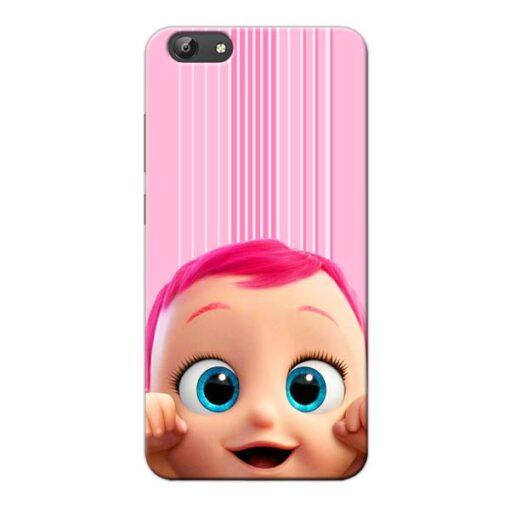 Cute Baby Vivo Y66 Mobile Cover