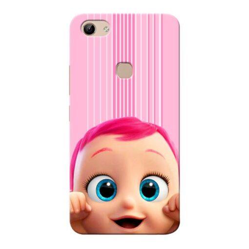 Cute Baby Vivo Y81 Mobile Cover