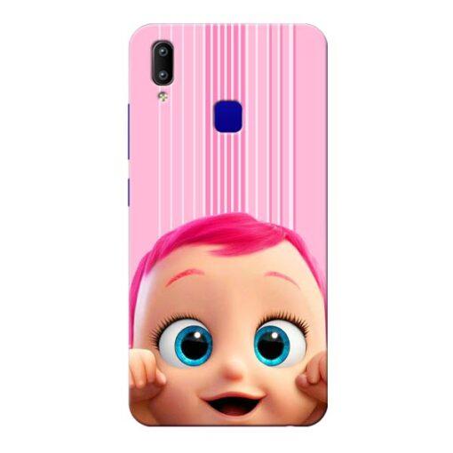 Cute Baby Vivo Y91 Mobile Cover