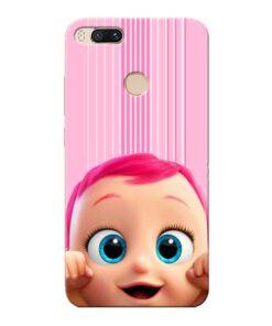 Cute Baby Xiaomi Mi A1 Mobile Cover