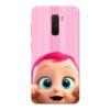 Cute Baby Xiaomi Poco F1 Mobile Cover