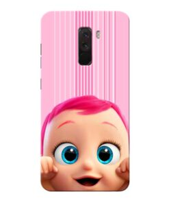 Cute Baby Xiaomi Poco F1 Mobile Cover