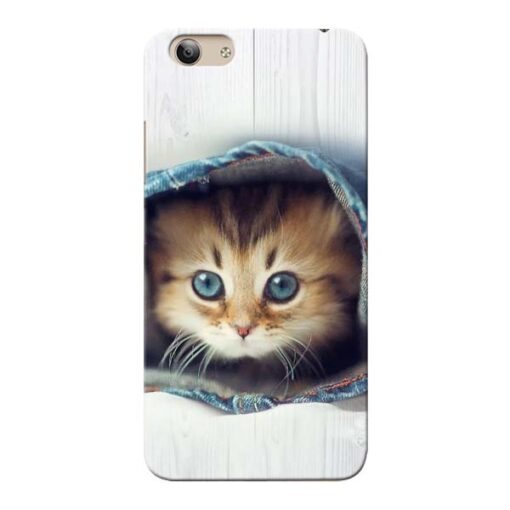 Cute Cat Vivo Y53i Mobile Cover