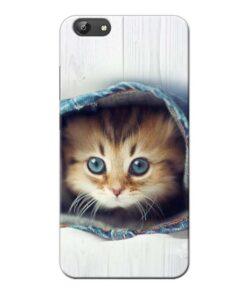 Cute Cat Vivo Y66 Mobile Cover