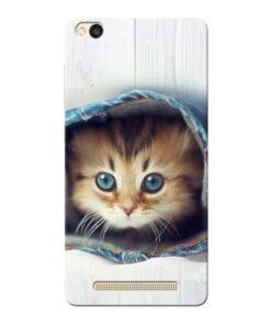 Cute Cat Xiaomi Redmi 3s Mobile Cover